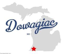 Dowagiac Michigan!